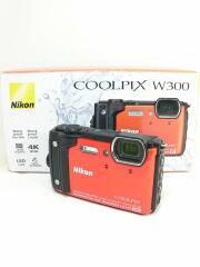 デジタルカメラ COOLPIX W300 [オレンジ]