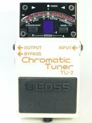 Chromatic Tuner TU-2 チューナー/Chromatic Tuner TU-2