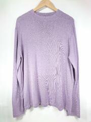 セーター(薄手)/L/コットン/PUP/BW-152304