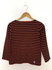 ORCIVAL/長袖Tシャツ/2/コットン/ORN/ボーダー