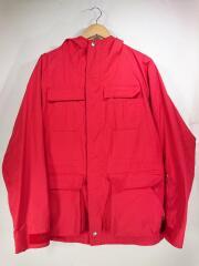 CAMOUFLAGE PRACTICE JACKET/カモフラージュプラクティスジャケット/M/ナイロン/RED/