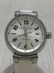 タンブールGMT/Q113M/SB2391/腕時計/アナログ/ラバー/中古