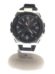 ソーラー腕時計・G-SHOCK/アナログ/--/BLK/BLK