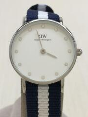 クォーツ腕時計/Classy Glasgow/28mm/レディース/2020.05電池交換済み
