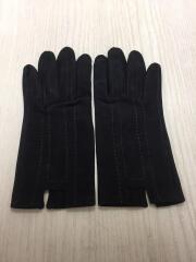 手袋/スウェード/サイズ6.5