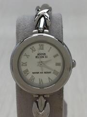 クォーツ腕時計/アナログ/--/SLV/SLV