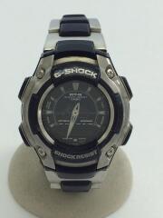 クォーツ腕時計・G-SHOCK/デジアナ/NVY/NVY
