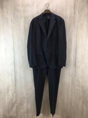 スーツ/セットアップ/42/ウール/グレー/ストライプ