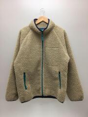 フリースジャケット/XL/ポリエステル/アイボリー/7182028/MT GORILLA JACKET/マウントコ