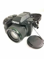 ペンタックス/デジタルカメラ PENTAX X-5 [クラシックブラック]
