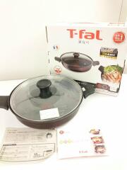 T-fal/ティファール/鍋/サイズ:26cm