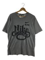 AD2020/Tシャツ/XXL/コットン/GRY//×NIKE