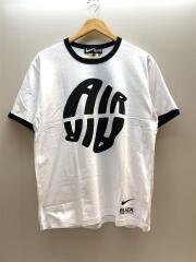 20AW/1F-T104/タグ付/未使用品/Tシャツ/XL/コットン/WHT/×NIKE