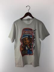 Forty Deuce Tee/Tシャツ/M/コットン/ホワイト