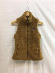 フリースベスト/XS/ポリエステル/ブラウン/STY25216/Los Gatos Fleece Vest