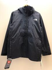 NS62003/20AW/Stormpeak Triclimate Jacket/ジャケット/M/ナイロン/BLK