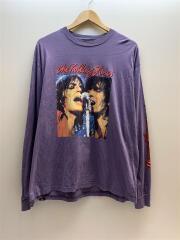 06173Cl02/THE ROLLING STONES/長袖Tシャツ/L/コットン/PUP