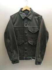 short cruiser jacket/ジャケット/XS/コットン/カーキ