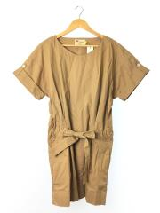 Traditional Weatherwear/半袖ワンピース/S/コットン/121SD-7015H