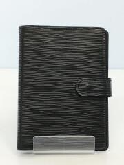 アジェンダ PM_エピオーガナイザー/レザー/BLK/ブラック