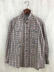 AiE/SCDチェックシャツ/XS/コットン/マルチカラー/チェック