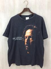 ERIC/Tシャツ/XL/コットン/BLK