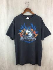 2002年/Tシャツ/L/コットン/ブラック
