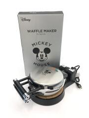 トースター Disney WAFU-100/ワッフルメーカー/未使用品/ロック部分が固い