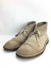 ブーツ/US8/BEG/デザートブーツ