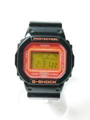 クォーツ腕時計・G-SHOCK/デジタル/ブラック/DW-5600CS-1JF