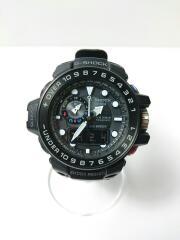 ソーラー腕時計・G-SHOCK/デジアナ/ブラック/GWN-1000B-1AJF
