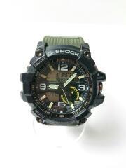 ソーラー腕時計・G-SHOCK/デジアナ/ブラック/GWG-1000-1A3JF