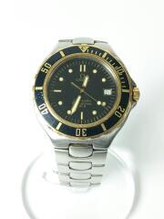SEAMASTER PROFESSIONAL 200M/クォーツ腕時計/アナログ/ステンレス