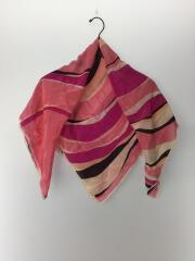 スカーフ/シルク/ピンク/BC499204-DLQON-4222