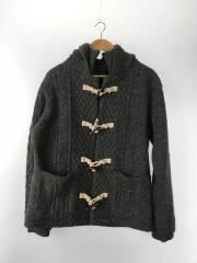 セーター(厚手)/40/ウール/GRY