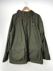 decoy 1986 parka/XL/ナイロン/KHK