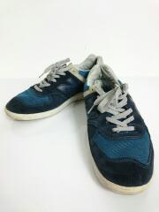 CT576/ローカットスニーカー/US10.5/NVY/MADE IN ENGLAND/中古