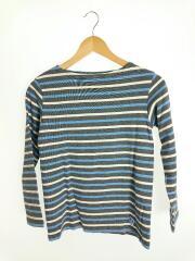 バスクシャツ/長袖Tシャツ/1/コットン/GRY