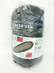 スノーピーク/ダウンシュラフ/BACOO 550/BDD-022/バクー