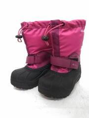 コロンビア/BC1324-640/キッズ靴/15cm/ブーツ/ピンク
