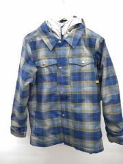 バートン/キッズウェアー/Boys Uproar Jacket/140cm/ブルー/青