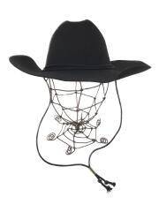 Fuji Hat/フジハット/ブラック/帽子