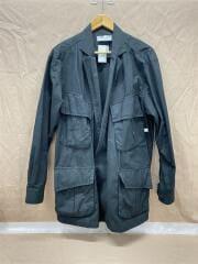 M-65/ダブル/ミリタリージャケット/BQ-JK-M03/4/ブラック/コットン