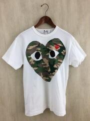 AD2018/AZ-T242/Tシャツ/L/コットン/WHT/プリント