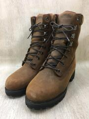 24962/ブーツ/US8.5/BRW/レザー