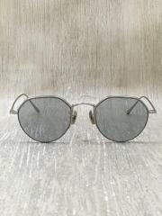 サングラス/ウェリントン/SLV/GRY