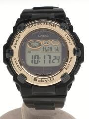 腕時計/デジタル/--/GRY/BLK