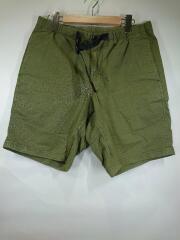 NN-Shorts/ショートパンツ/L/コットン/カーキ/1245-NOJ