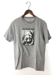 Tシャツ/S/コットン/GRY/プリント/18AW/Remember Tee