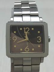 セイコー/ルキア/クォーツ腕時計/アナログ/ステンレス/BRW/SLV/1N01-0LZ0